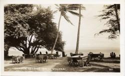1940 Seaside Inn Garden
