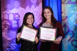 2nd place-Keaaokahonua Davis, Amber Afelin (Molokai HS)_photo