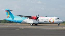 Island Air's ATR 72