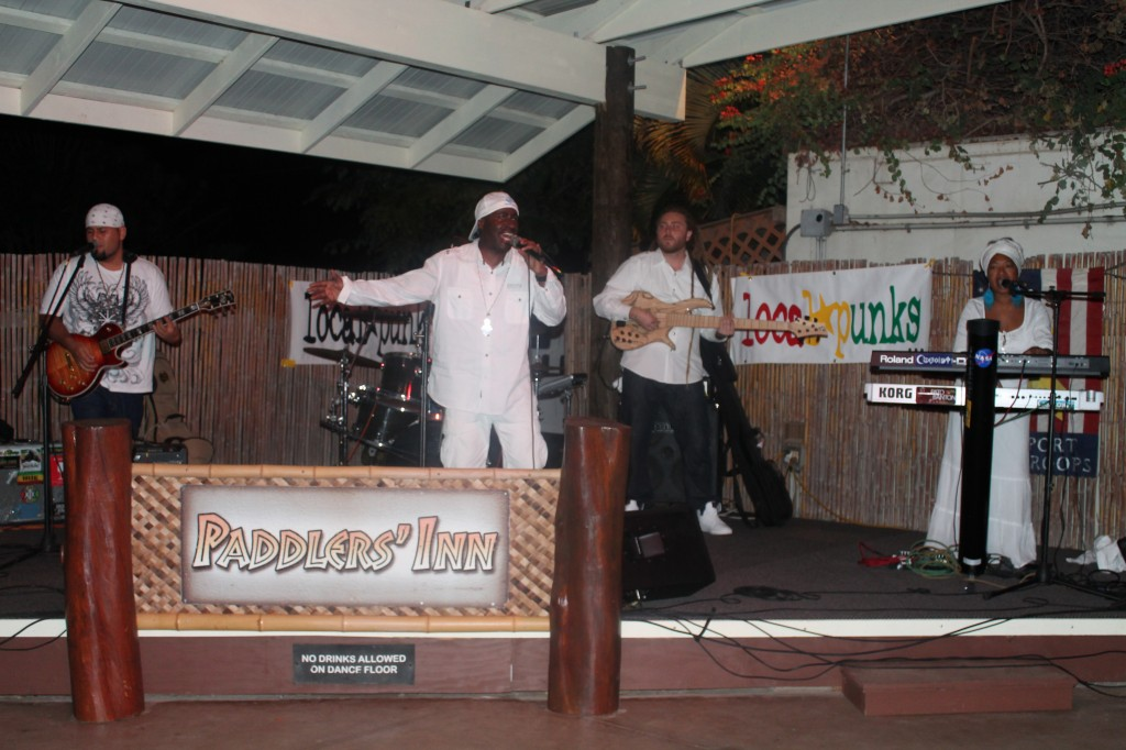 Pato Banton performs at Paddlers&#039; Inn