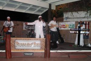 Pato Banton performs at Paddlers' Inn