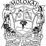 Molokai High School logo