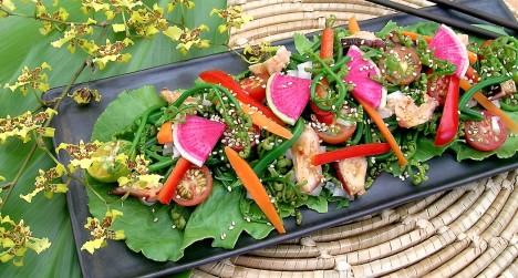 Pahole Salad