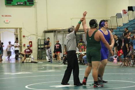 Wrestling Jan 23, 2016 175