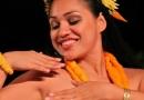 Moana\'s Hula Halau Dinner and Show 2014